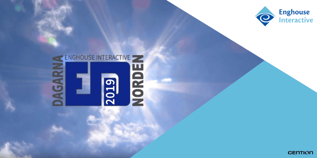 Enghouse Interactive Days 2019, Stockholm