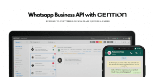 Whatsapp Business API with Cention