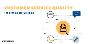 Customer Service Quality: In Times of Crises