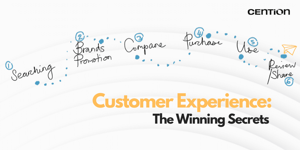 Customer Experience: The Winning Secrets